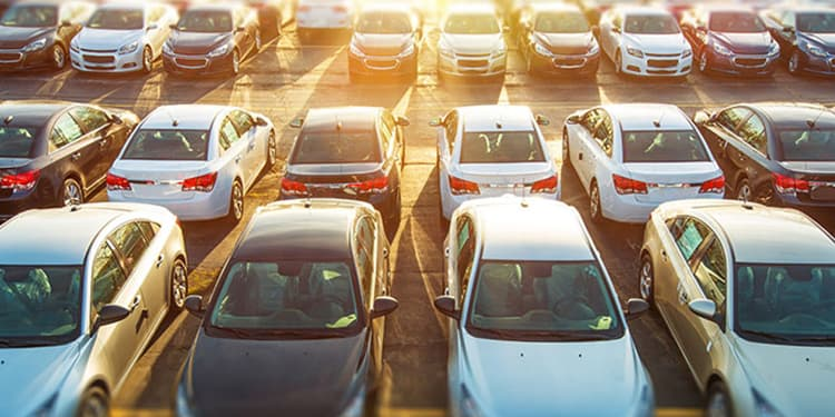 avoid parking car in the sun for longtime