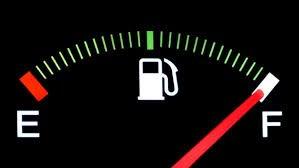 full petrol tanks